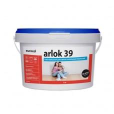 Клей-фиксатор для гибких напольных покрытий Arlok 39 3 кг