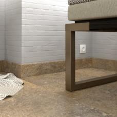 Плинтус Fine Floor Шато Де Фуа коллекция Stone FF-1558-1458