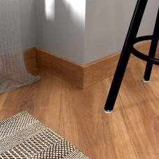 Плинтус Fine Floor Дуб Динан коллекция Wood FF-1512-1412