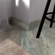Плинтус Fine Floor Дуб Этна коллекция Wood FF-1518-1418