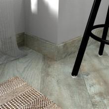 Плинтус Fine Floor Дуб Фуэго коллекция Wood FF-1520-1420
